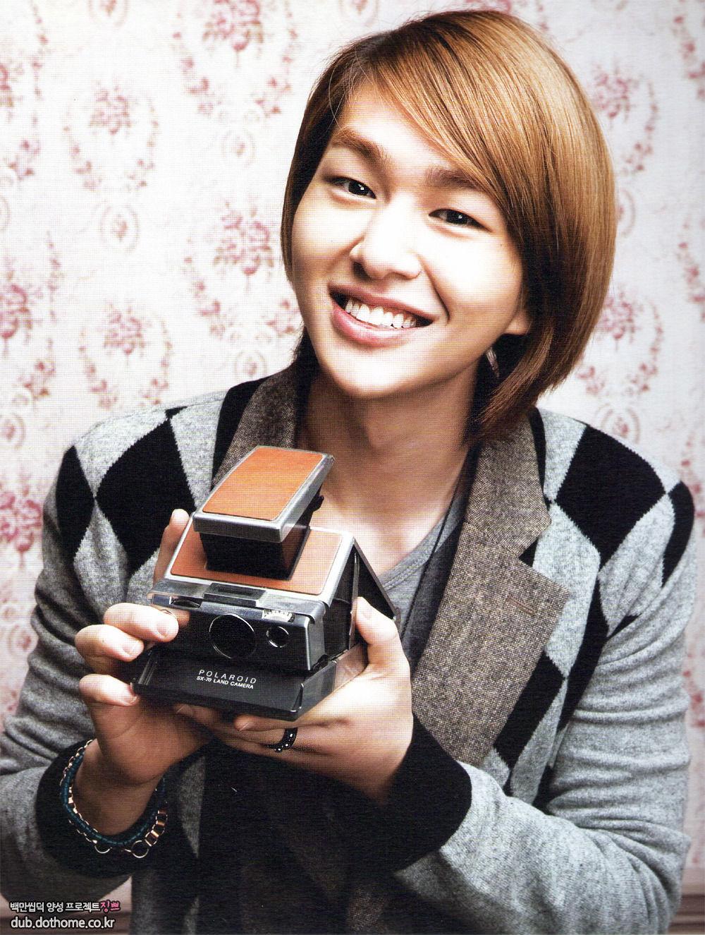 유키스 샤이니: [Pics] Minho & JJong for 2011 calendar