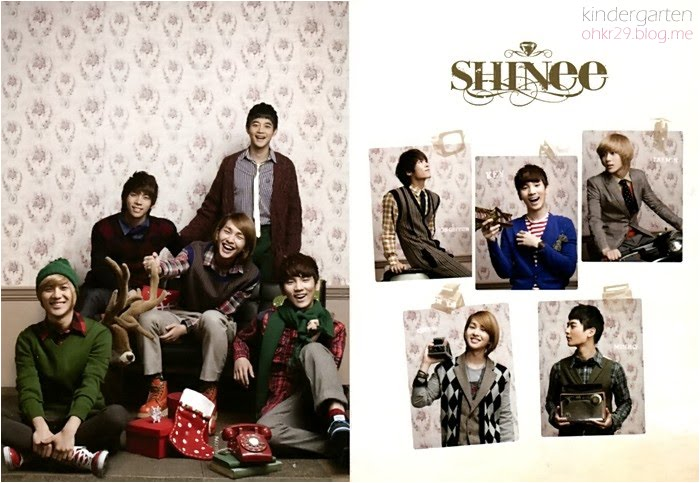 YouTube - SHINee 2011 Calendar Photo Shoot.flv - YouTube